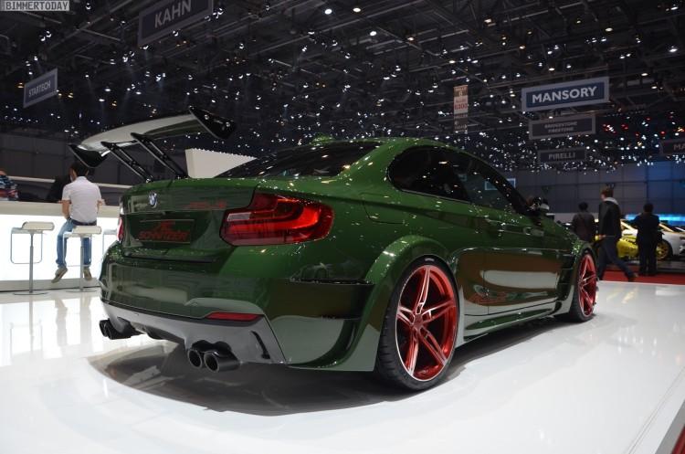 AC Schnitzer ACL2 BMW M235i F22 Tuning Autosalon Genf 2016 LIVE 02 750x497