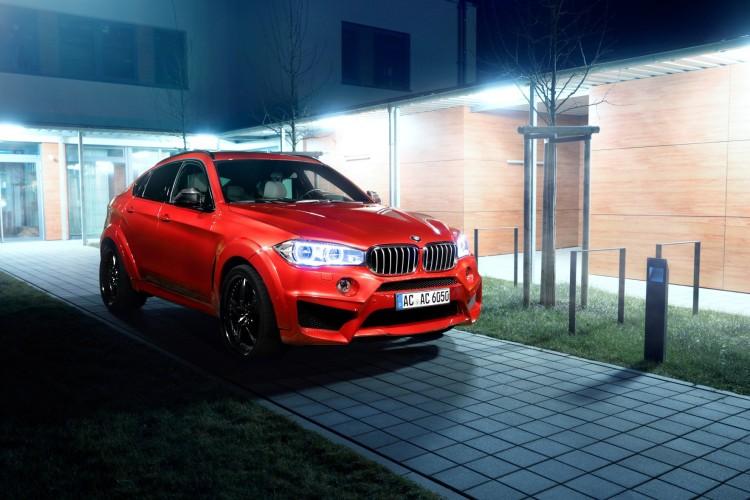 AC Schnitzer BMW X6 Falcon 3 750x500