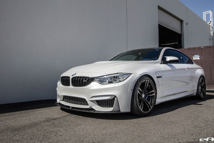 Alpine White M4 Gets Perfectly Modded 5 750x500
