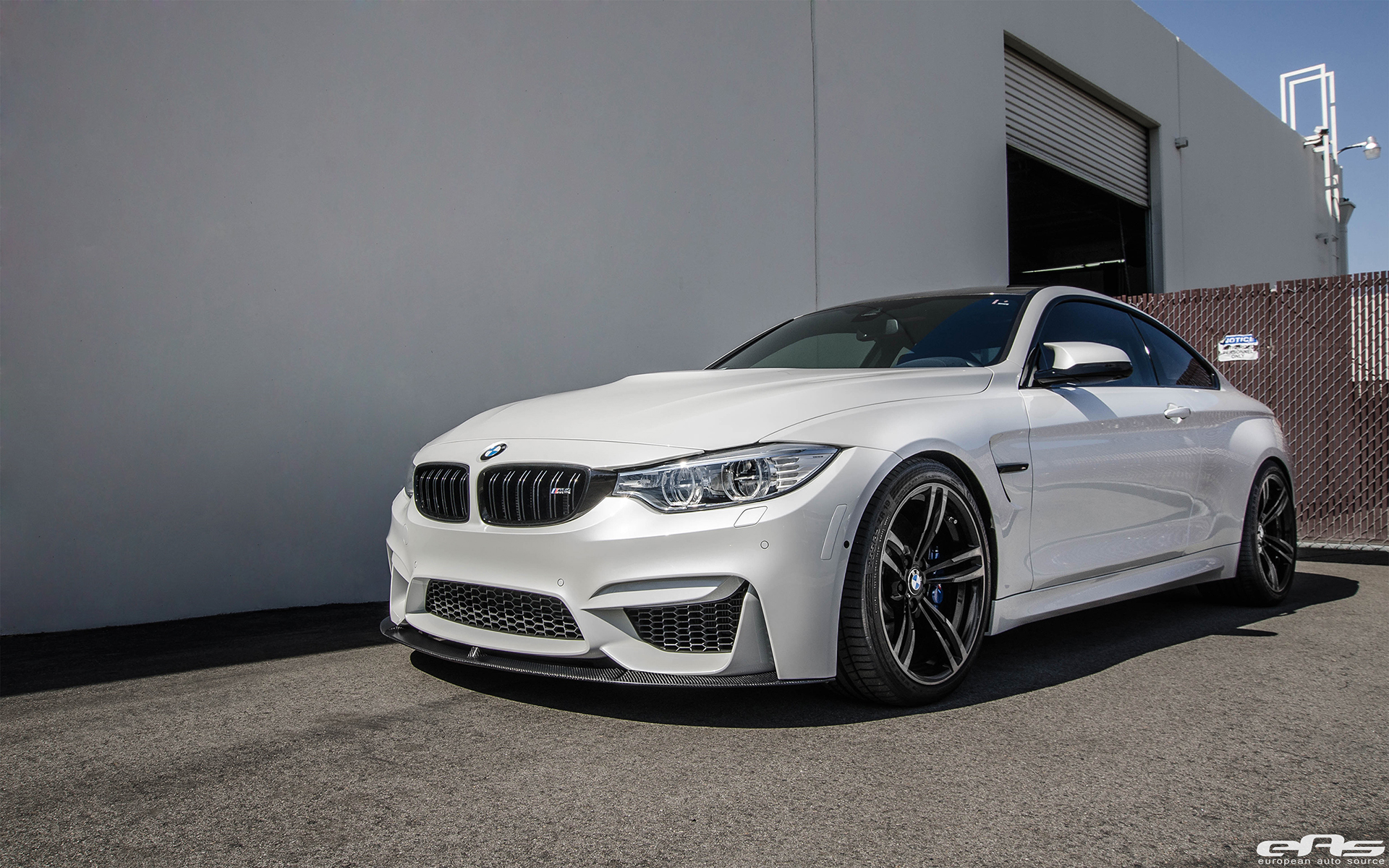 Alpine White M4 Gets Perfectly Modded 5