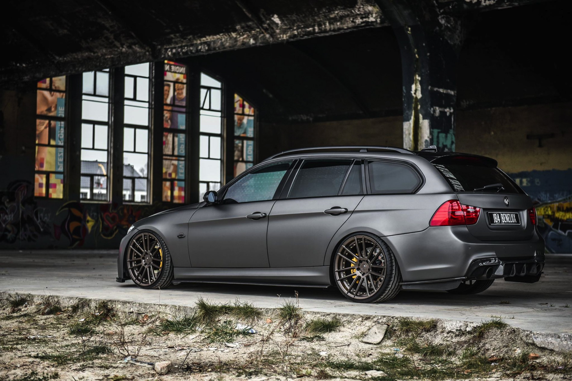 This Heavily Tuned Bmw 335i Touring Delivers 800 Horsepower
