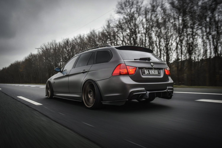 Bmw X3 M Sport >> This heavily tuned BMW 335i Touring delivers 800 horsepower