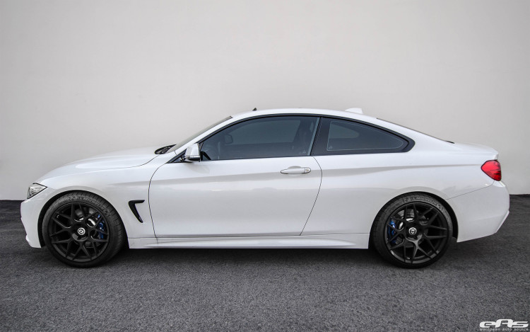 BMW 435i In For Performance And Visual Mods At EAS 1 750x469
