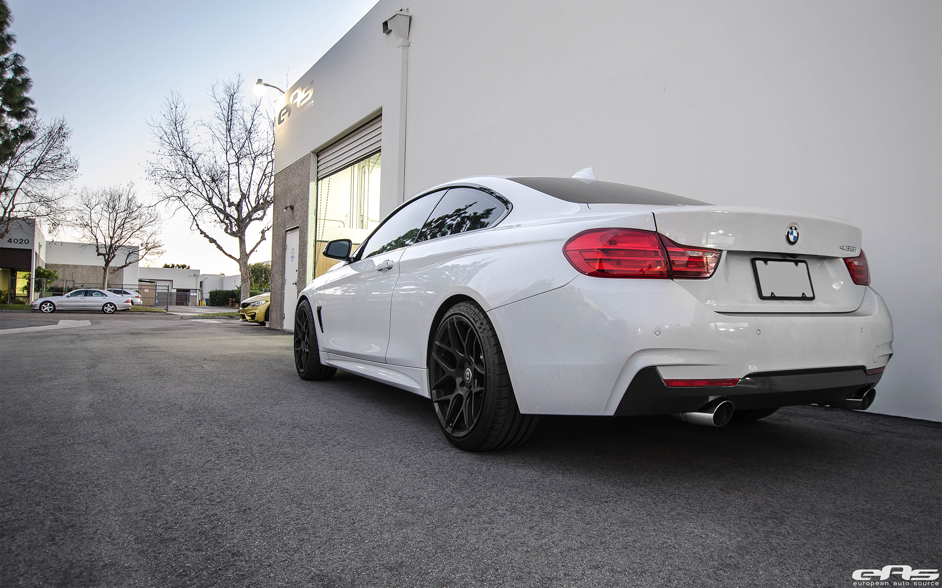 Mercedes Long Beach >> BMW 435i Coupe In For Performance And Visual Mods At EAS