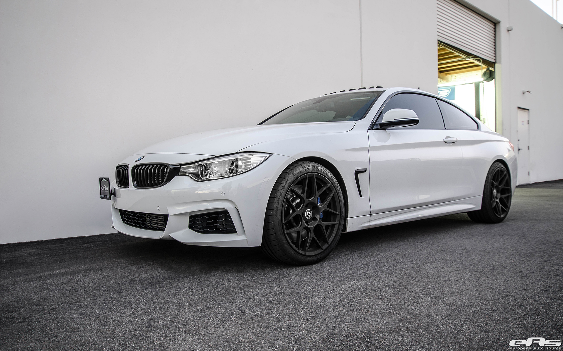 Bmw 435i Coupe In For Performance And Visual Mods At Eas