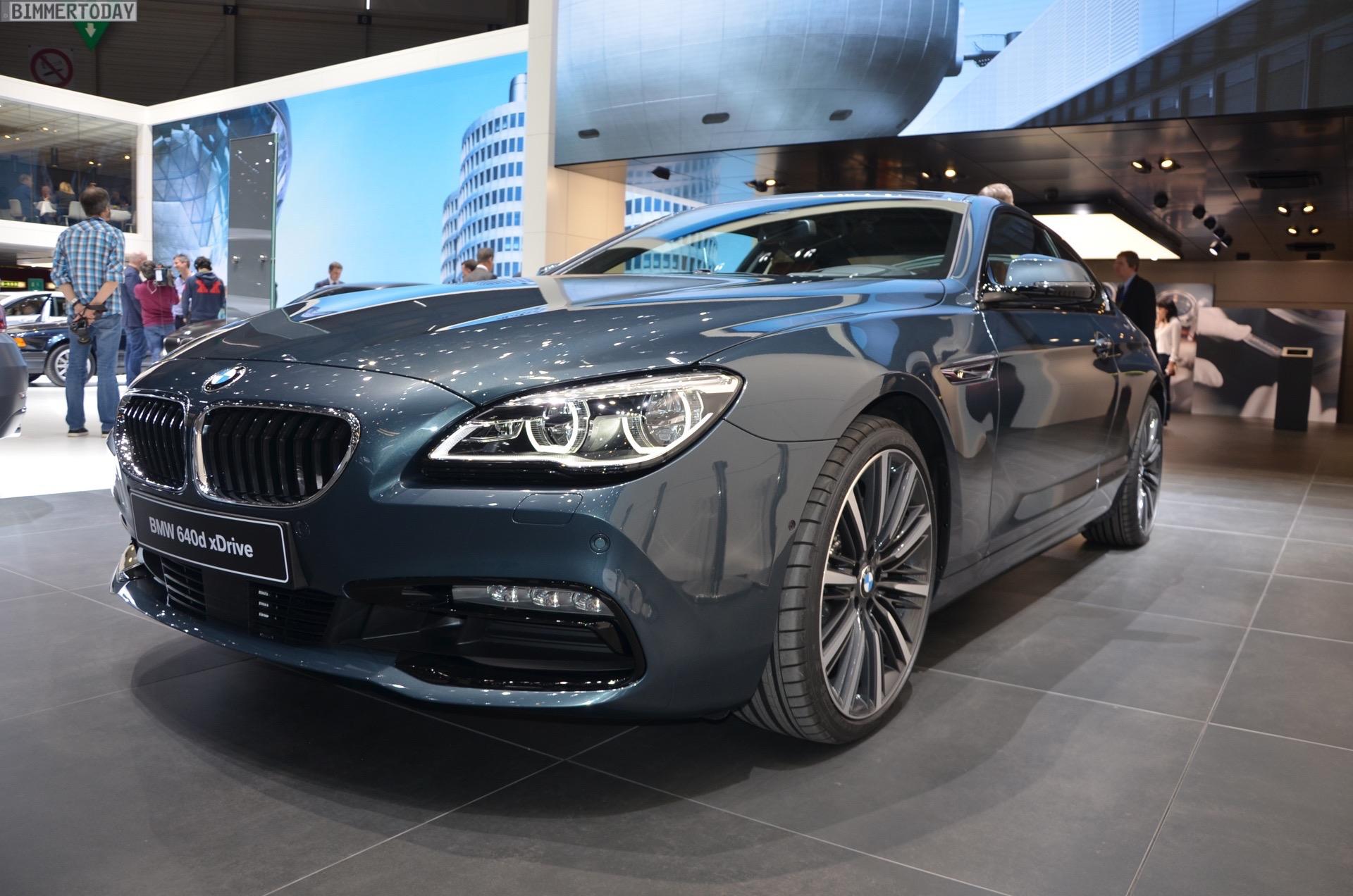 BMW 6er Coupe F13 Individual Orinoco Metallic 640d xDrive 2016 Genf Autosalon Live 05