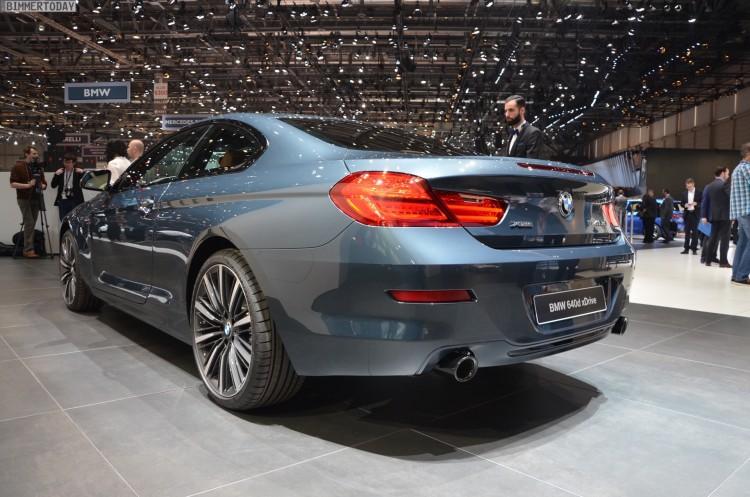 BMW 6er Coupe F13 Individual Orinoco Metallic 640d xDrive 2016 Genf Autosalon Live 06 750x497