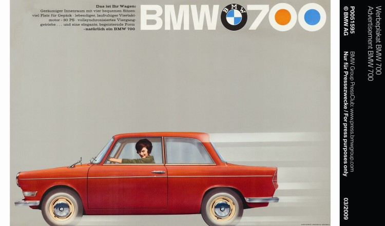 BMW 700 image 750x441