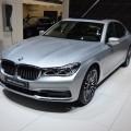 BMW 740Le G12 iPerformance 7er Hybrid 2016 Genf Autosalon Live 15 120x120