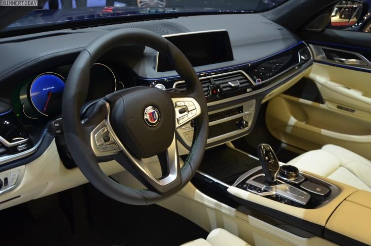 BMW Alpina B7 xDrive G12 V8 BiTurbo 7er Autosalon Genf 2016 LIVE 25 750x497