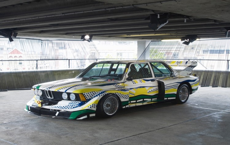 BMW Art Car1 750x474