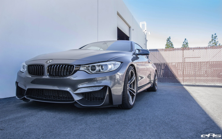 BMW F83 M4 Gets Performance And Visual Modifications 7 750x469