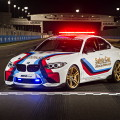 BMW M2 MotoGP Safety Car images 1 120x120