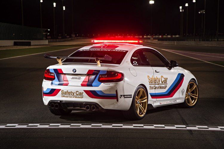 BMW M2 MotoGP Safety Car images 3 750x499
