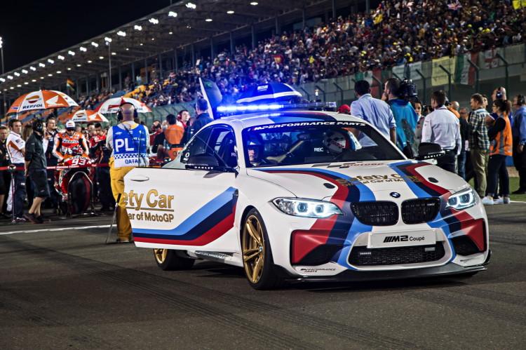 BMW M2 MotoGP Safety Car images 4 750x499