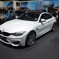 BMW M4 F82 Coupe Competition Paket 2016 Genf Autosalon Live 13 120x120