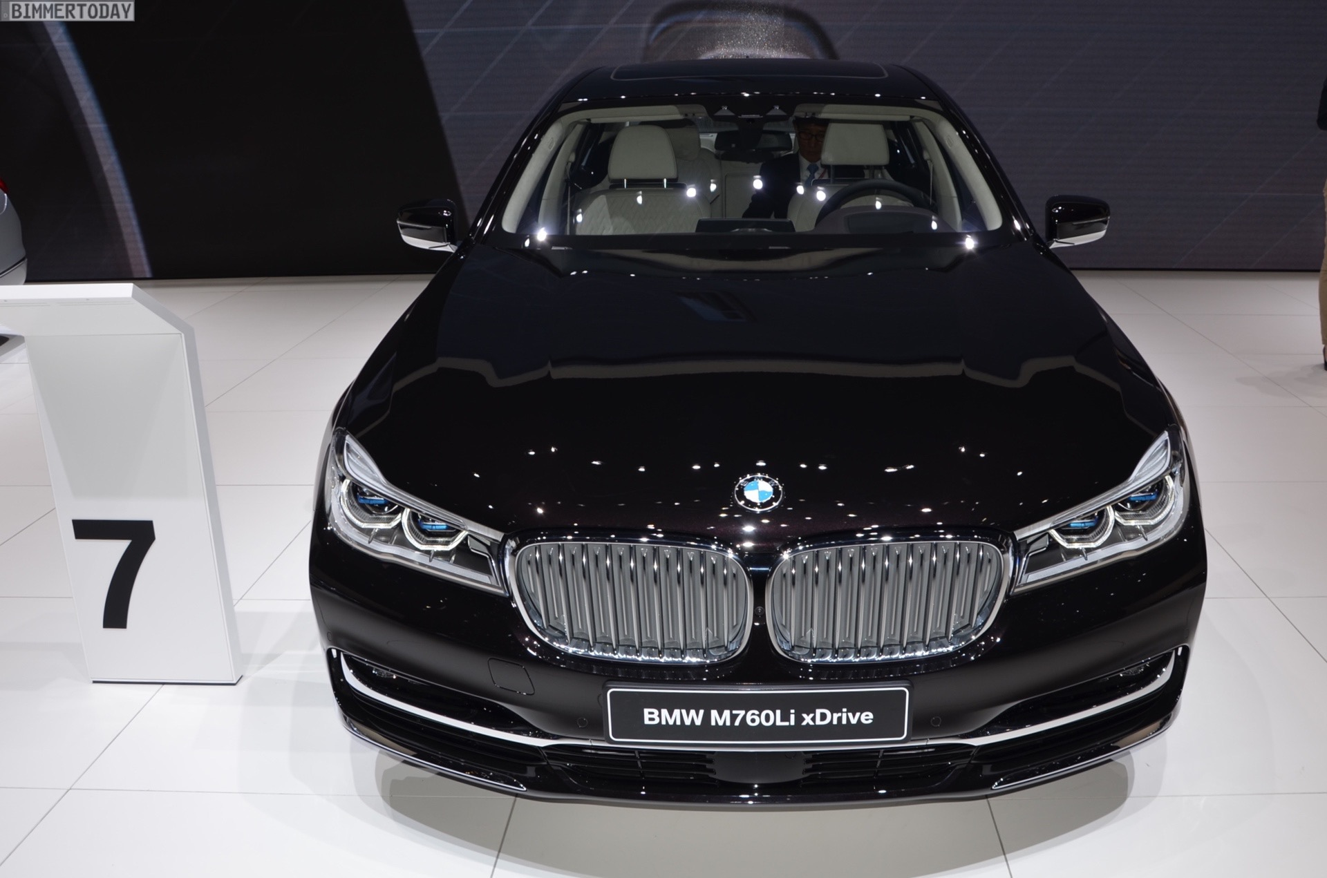 This Is The Top BMW 7 Series Model