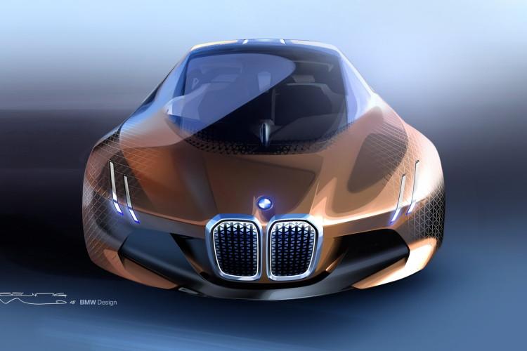 BMW VISION NEXT 100 images 12 750x500