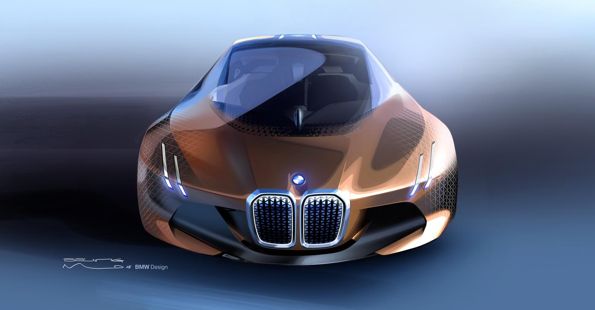 BMW VISION NEXT 100 images 12