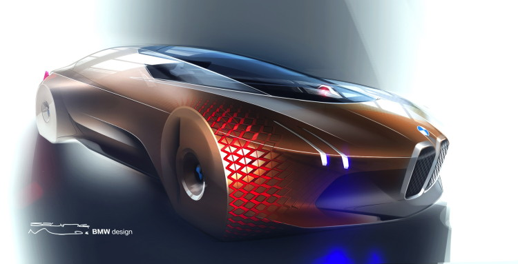 BMW VISION NEXT 100 images 27 750x383