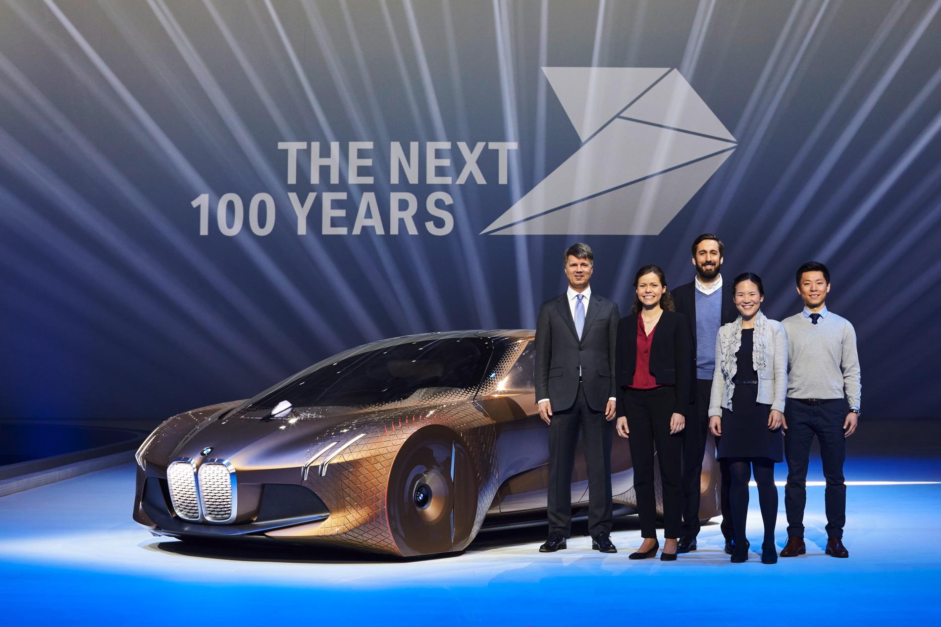 BMW VISION NEXT 100 images 33
