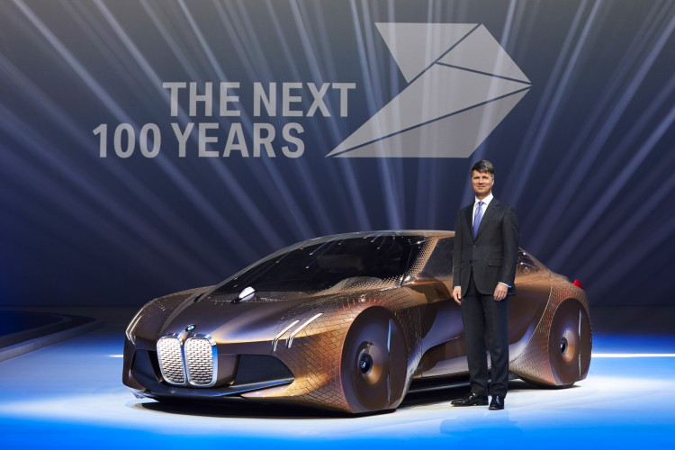 BMW VISION NEXT 100 images 34 750x500