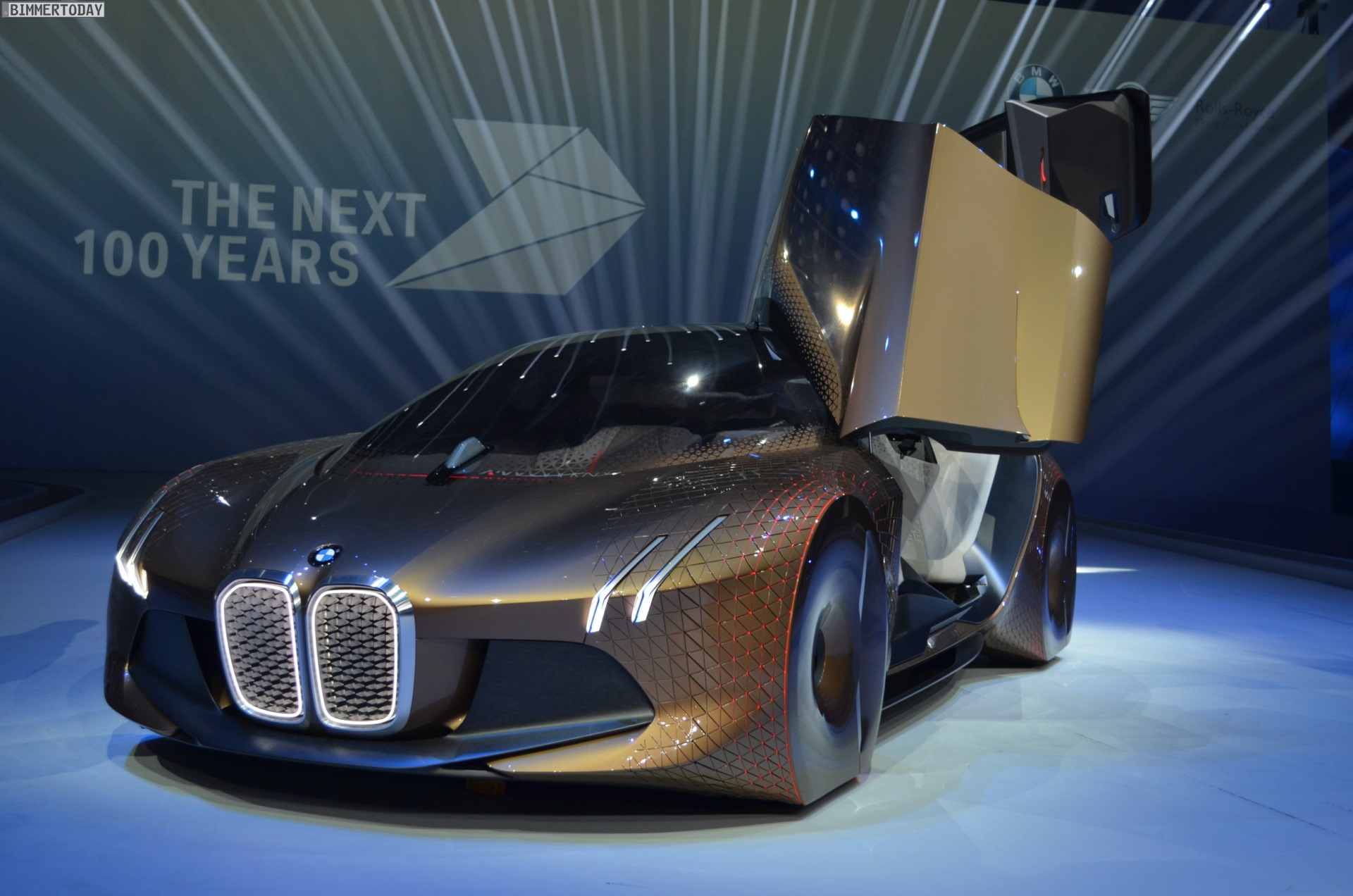 We Get More Details Of Bmw S Vision Next 100 Concept