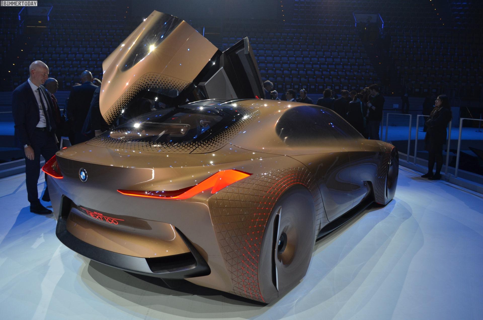 BMW Vision Next 100 Live Fotos 22
