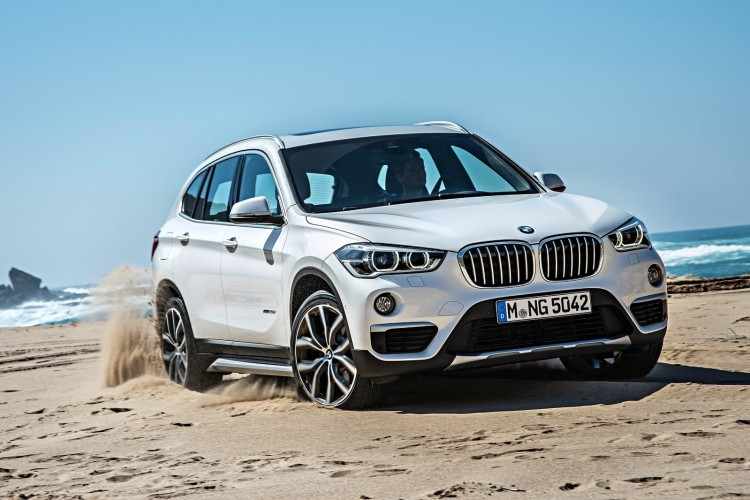 BMW X1 2016 1600x1200 wallpaper 02 750x500