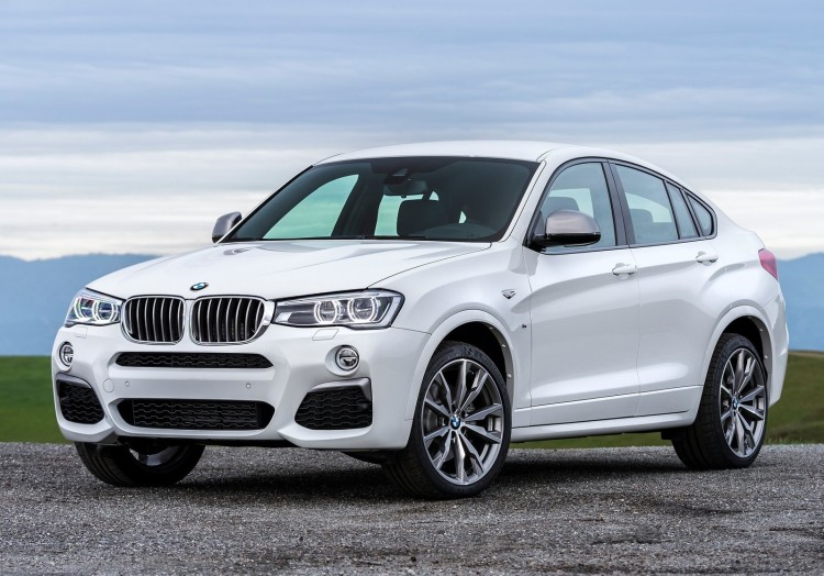 BMW X4 M40i 2016 1600x1200 wallpaper 01 750x524