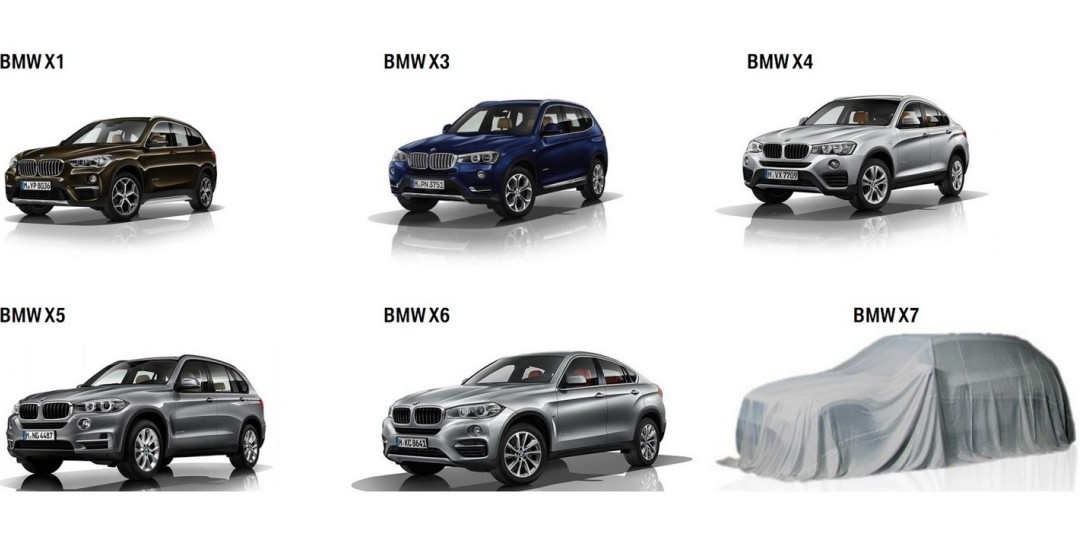 Bmw Teases Us With A Covered Image Of The Bmw X7
