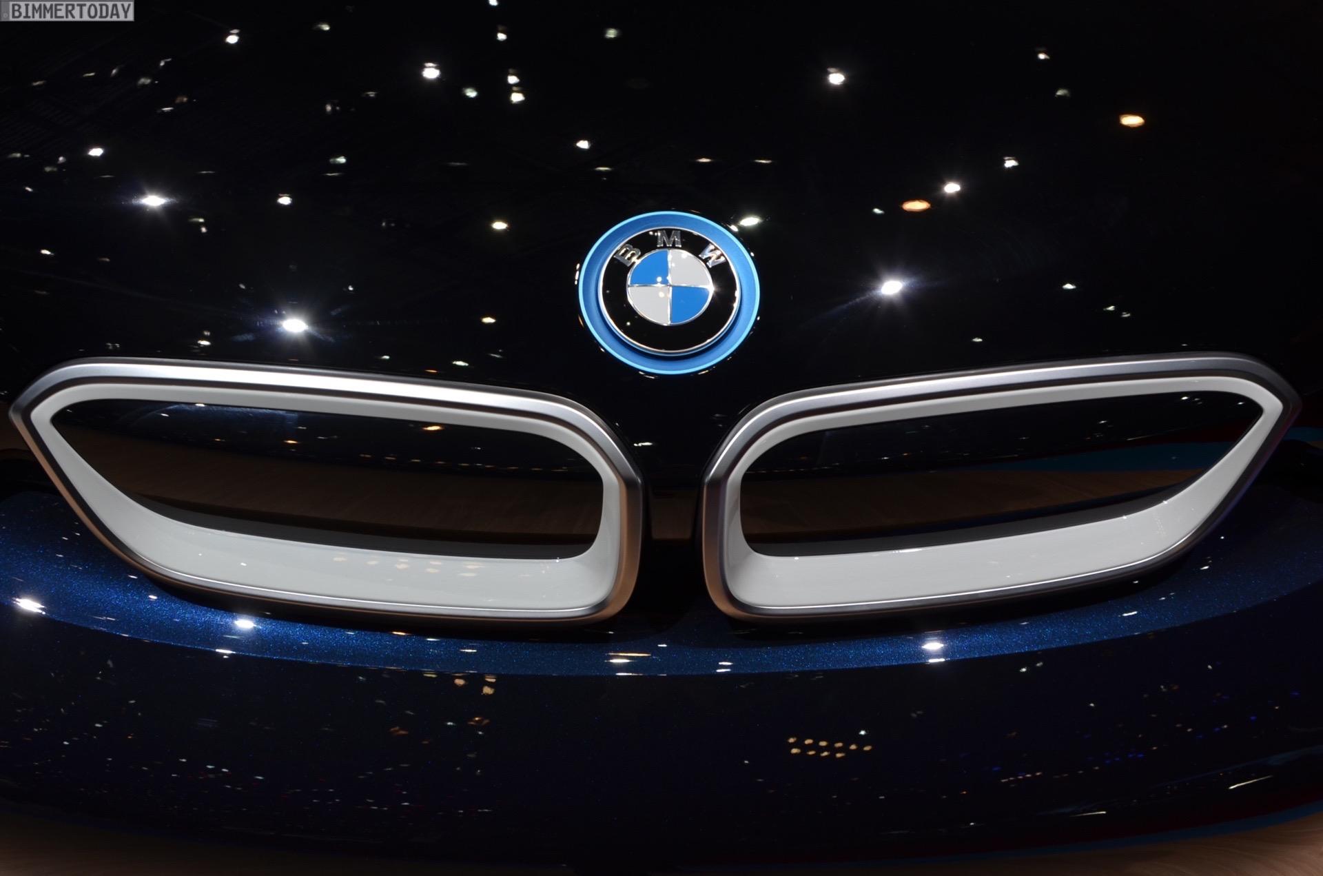 BMW i3 MR PORTER Design Limited Edition 2016 Genf Autosalon Live 05