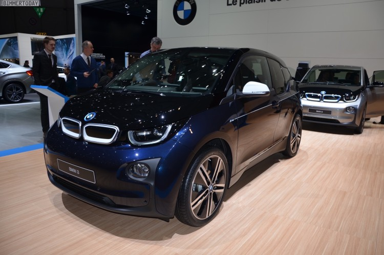 BMW i3 MR PORTER Design Limited Edition 2016 Genf Autosalon Live 08 750x497