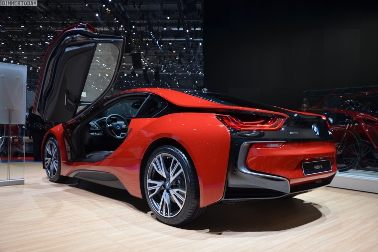 BMW i8 Protonic Red Edition Autosalon Genf 2016 LIVE 02 750x500