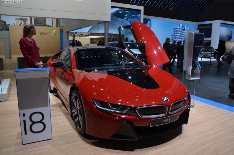 BMW i8 Protonic Red Edition Autosalon Genf 2016 LIVE 12 750x497