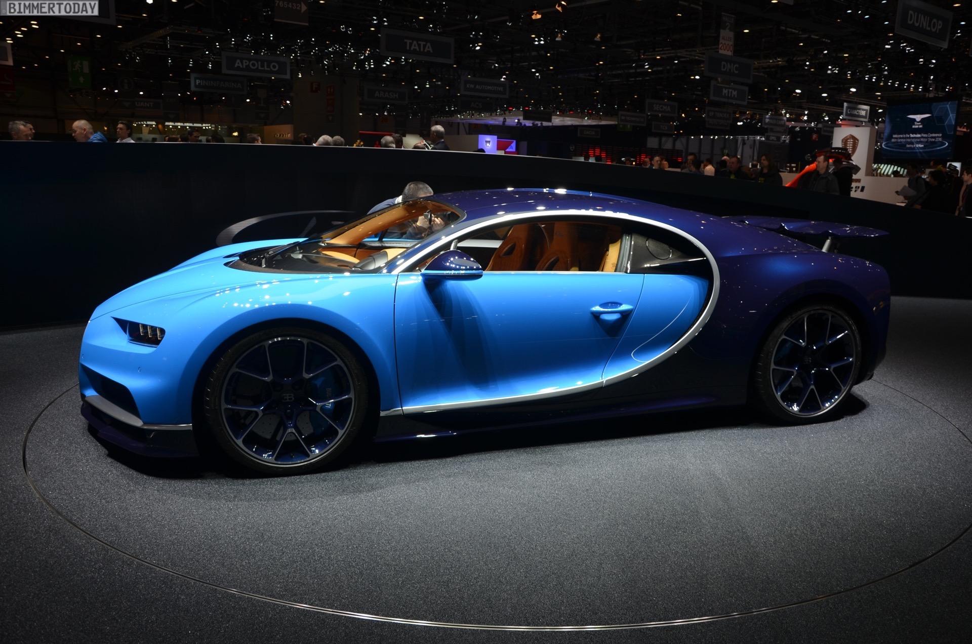 Mr Auto Sales >> Bugatti Chiron with 1500 horsepower