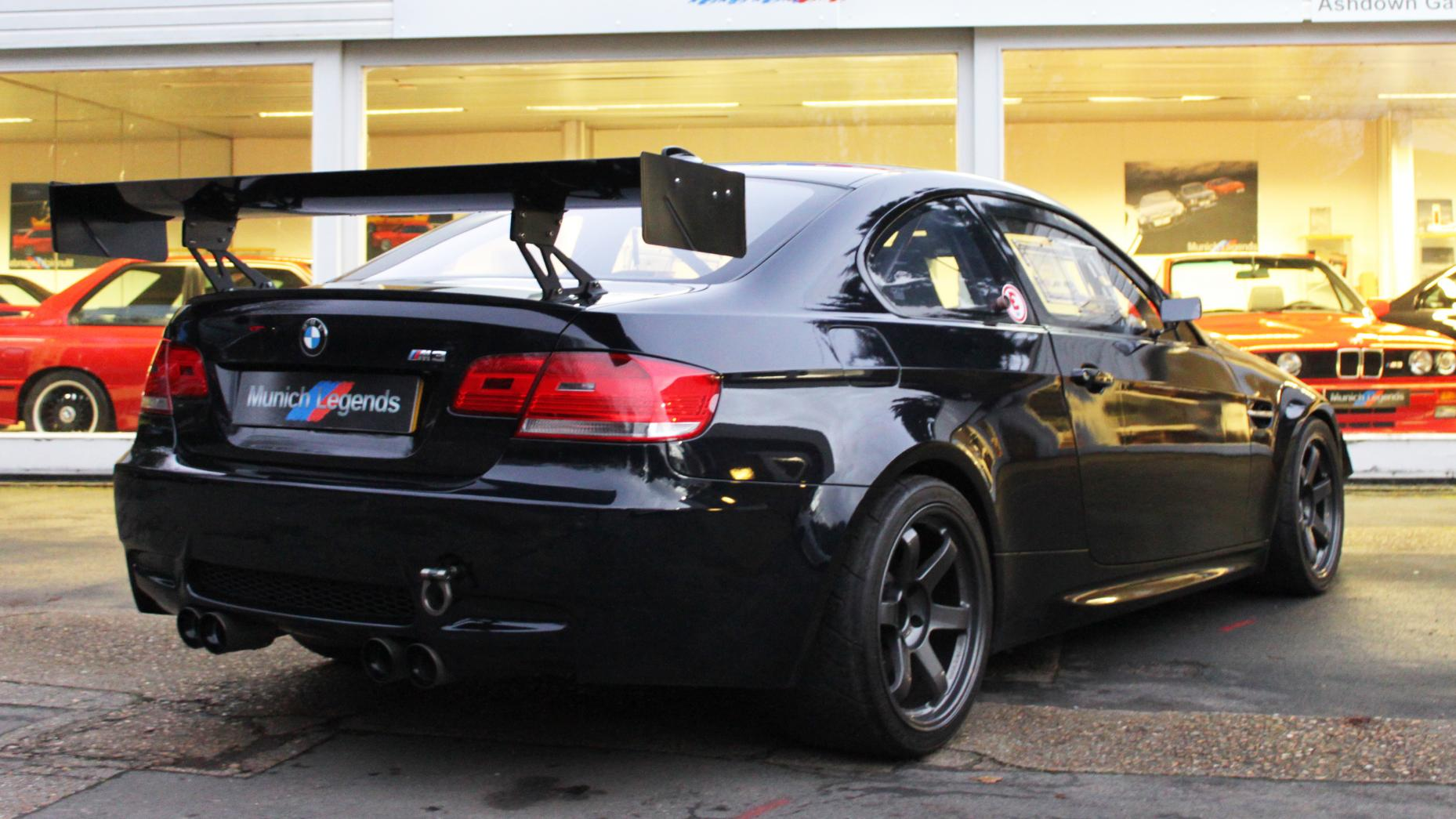 This E92 M3 Makes 500 Horsepower And It S A Real Racing