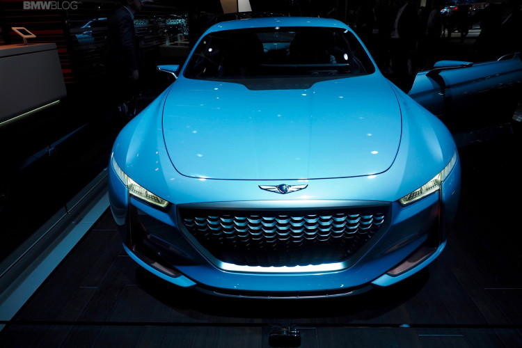 Hyundai Wows New York With Genesis New York Concept