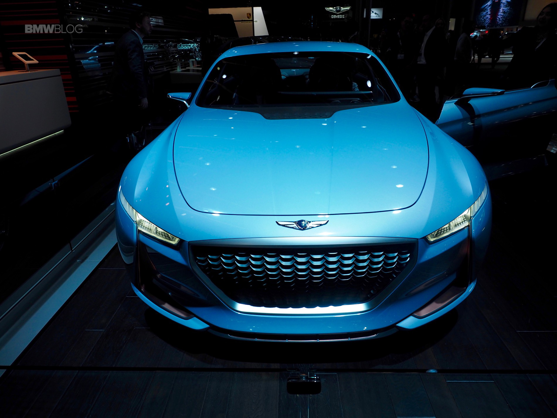 Hyundai New York Concept 12