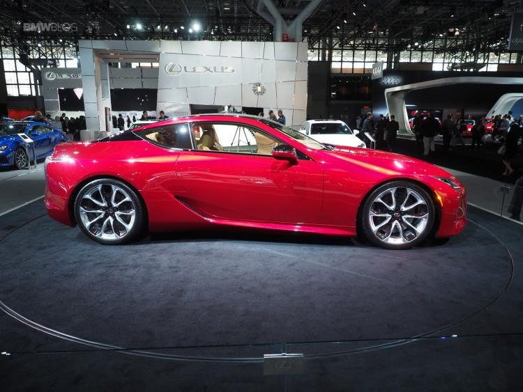 Lexus LC 500 images 3 750x563