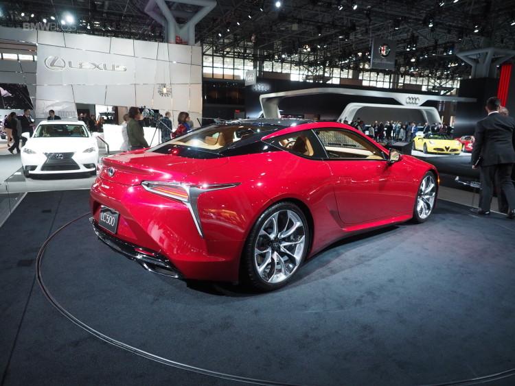 Lexus LC 500 images 4 750x563