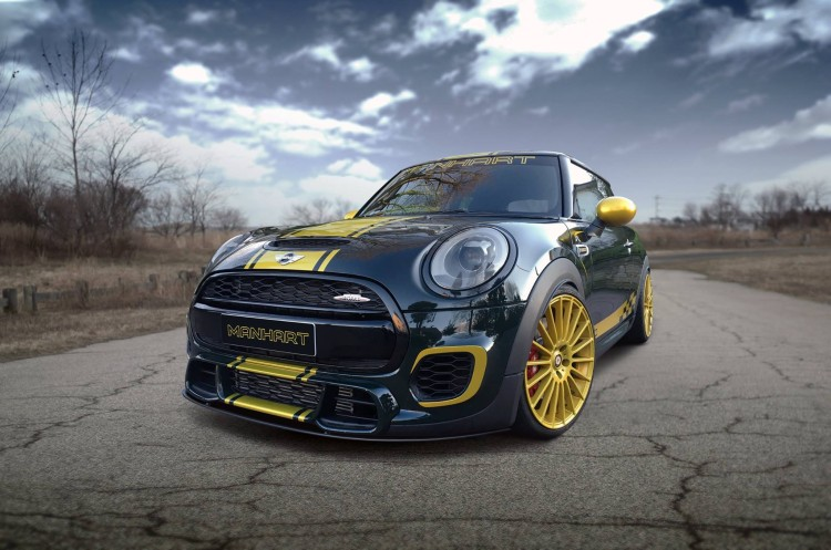 Manhart MINI John Cooper Works F56 Tuning JCW 01 750x497