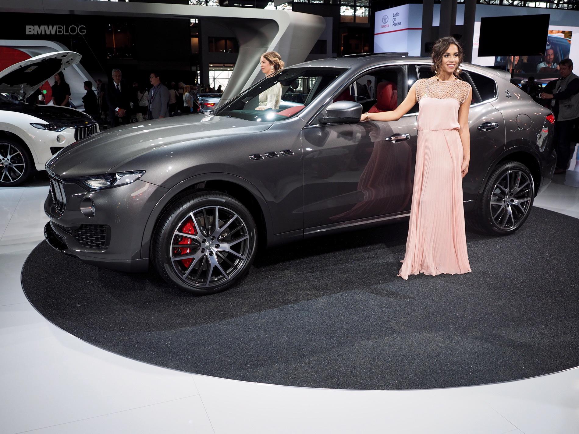 2016 Nyias Maserati Levante