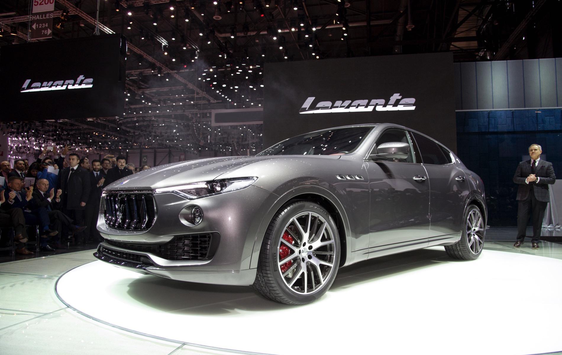 Maserati Levante2