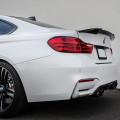 Mineral White BMW M4
