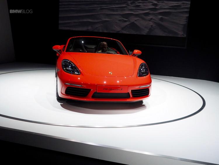 Porsche 718 Boxster images 7 750x563