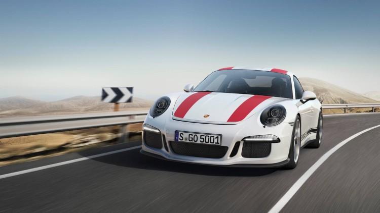 Porsche 911 R0 750x422