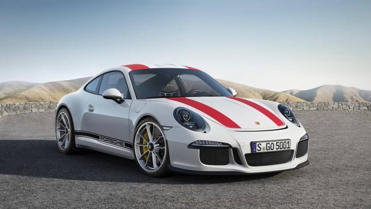 Porsche 911 R1 750x422