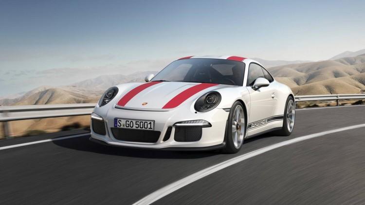 Porsche 911 R2 750x422