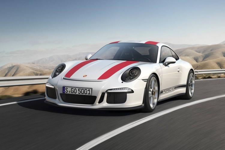 Porsche 911 R2 750x500